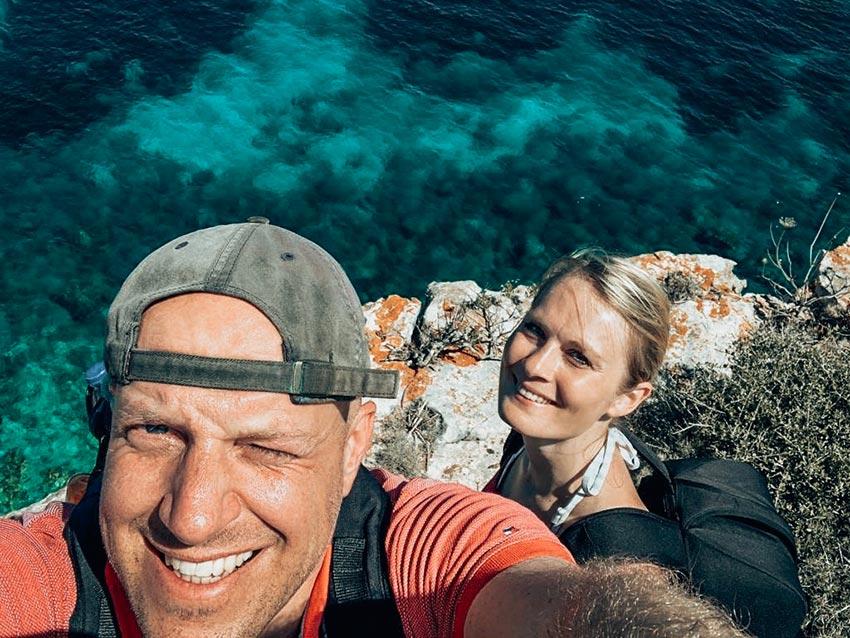 Wandern auf Mallorca - Ruth & Thomas