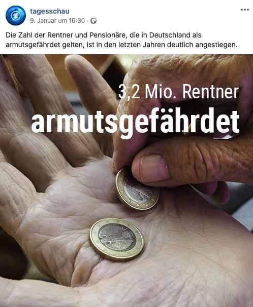 Altersarmut in Deutschland
