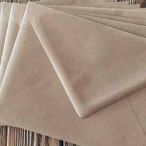 Briefumschläge DIN A5