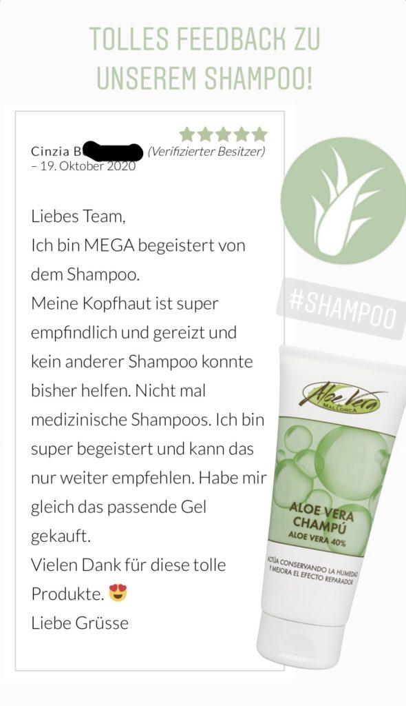 Shampoo - Kopfhaut