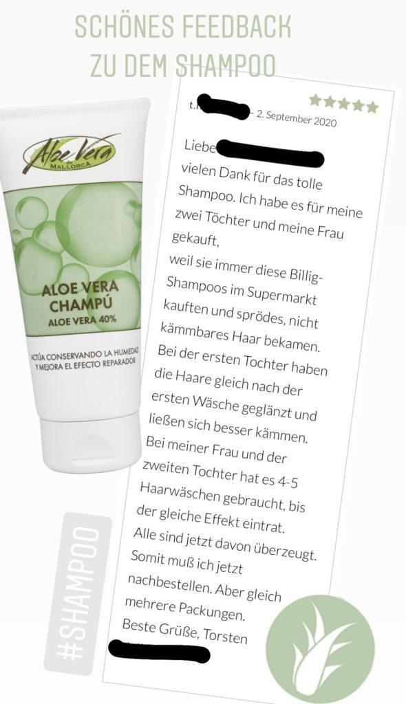 Shampoo - Glanz