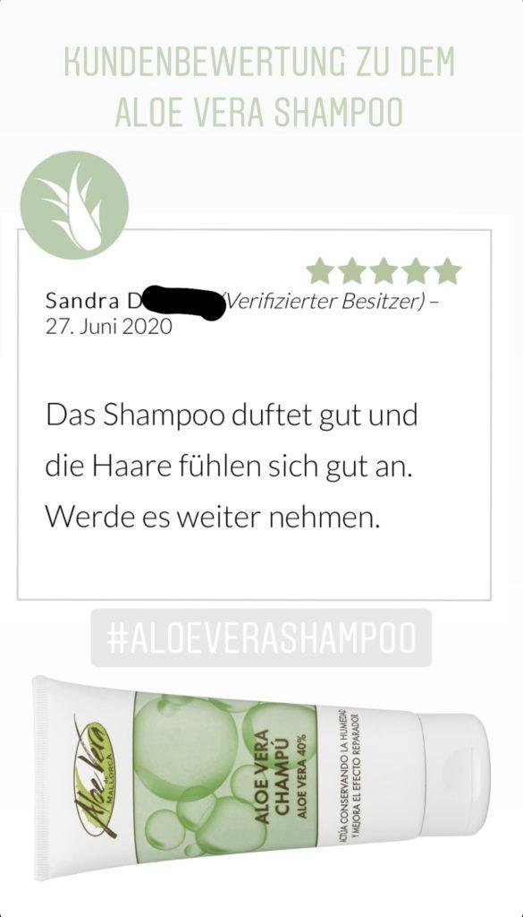 Shampoo Duft